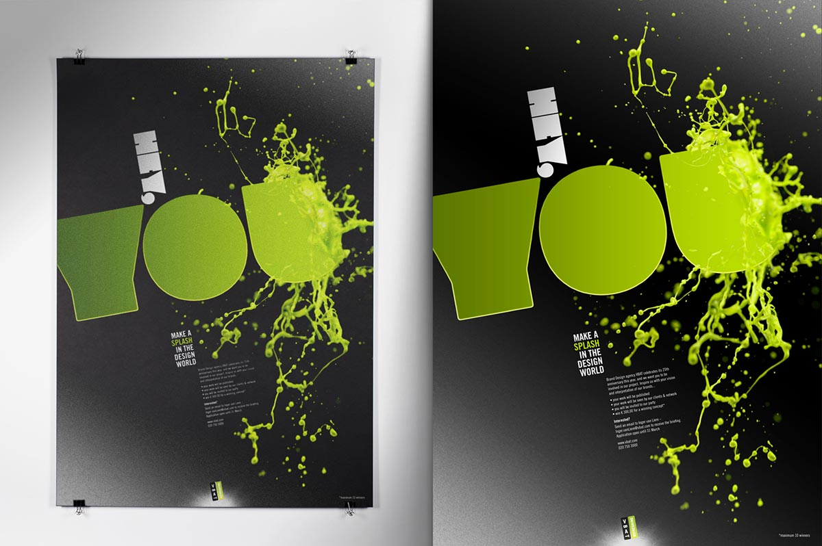 Vbat 25th anniversary posters u2013 the reaction chamber